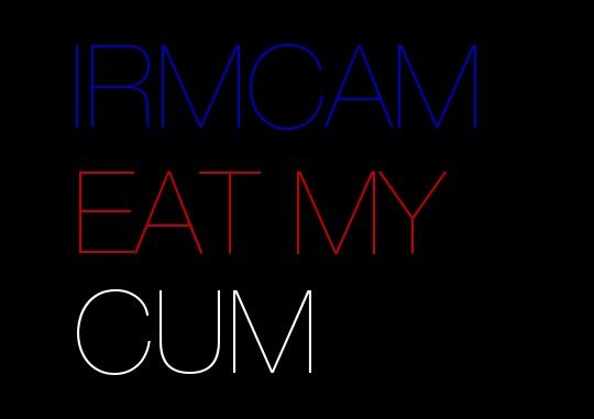 eat my cum